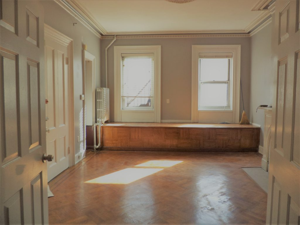 Lovely 2 bdrm Fort Greene's Just a stones throw from the Park!
